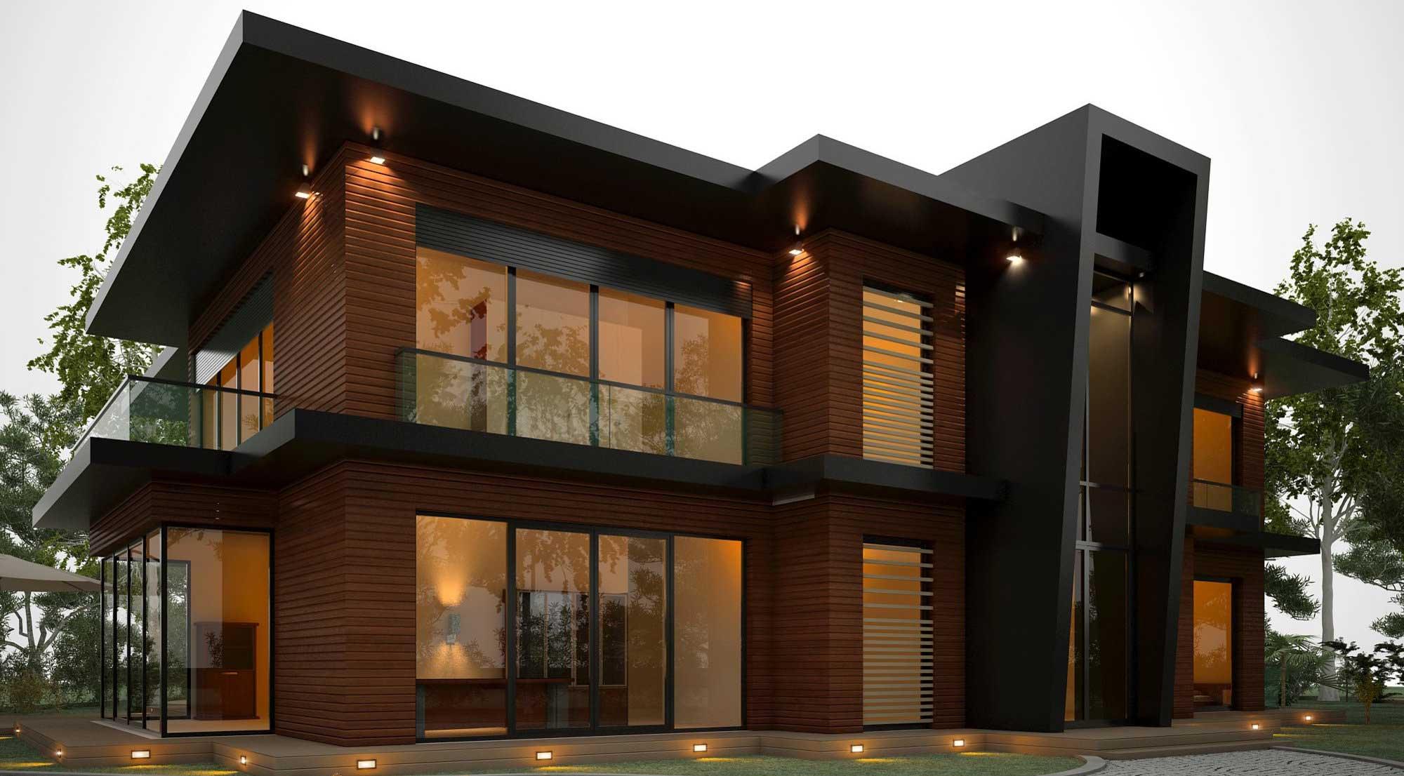 фасад-деревянный